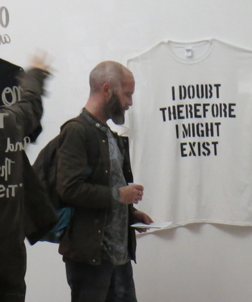 The Museum of Doubt Installation