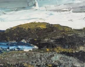 Light house Bay Bruny oil on canvas 40x51cm $3300 incl gst