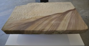 WEb Ian Marr Sandstone Bench